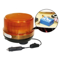 LED 5段可调式闪烁吸铁警示灯