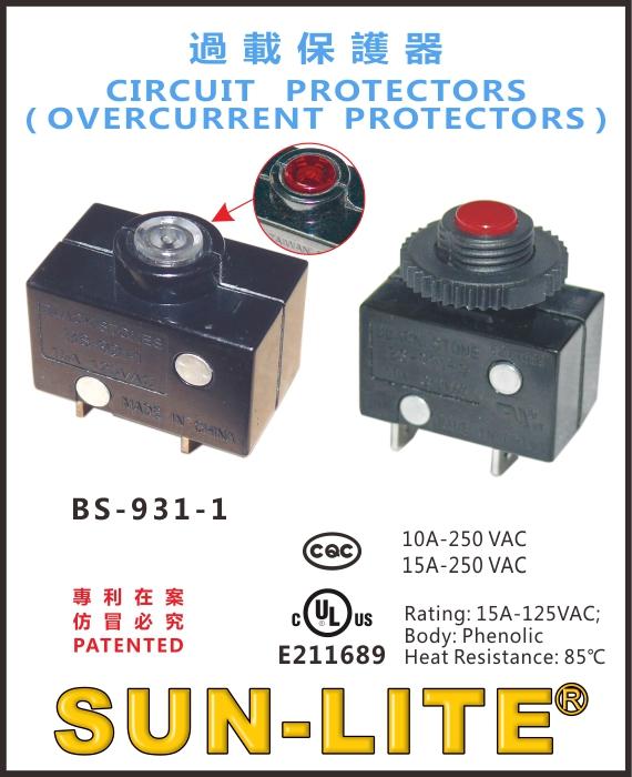 CIRCUIT PROTECTORS