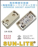 JAPANESE SOCKET ADAPTER
