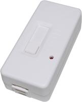 3 in 1 Thru-Cord Dimmer Switch(slid type)