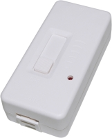 3 in 1 Thru-Cord Dimmer Switch(slid type)
