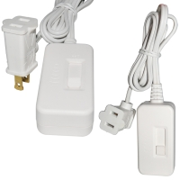Cens.com 3 in 1 Dimmer Switch with Plug Adaptor SUN-LITE SOCKETS INDUSTRY INC.
