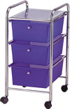 Rack With PP Drawers
