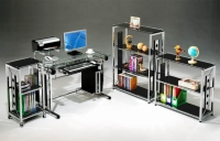PC Desk & File Cabinet
