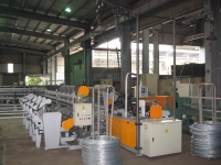 High Speed Automatic Chain Link Fence Machine
