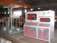 High Speed Automatic Barbed Wire Machine