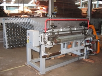 Hexagonal Wire Netting Machine (Reverse Twist)