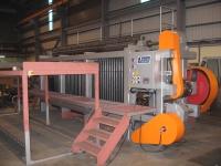 Hexagonal Gabion Mesh Weaving Machine