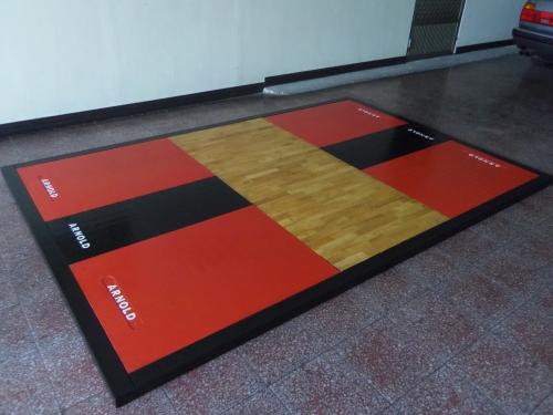 2M X 3M Weight lifting Platform
