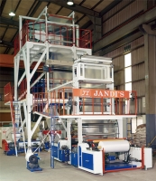Cens.com 3 Layer Co-Extrusion Inflation Machine JANDI'S INDUSTRIAL  CO., LTD.