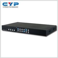 CDPS-44SM - 4×4 HDMI Seamless Quad Matrix