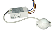 PIR Motion Sensor Module for lighting fixtures