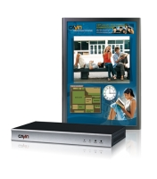 Zone-type Digital Signage Media Player