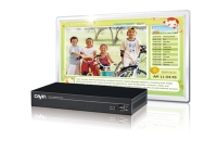 Cens.com Web-based Digital Signage Media Player CAYIN TECHNOLOGY CO., LTD.