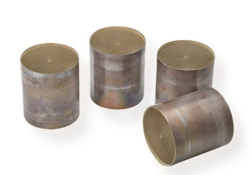 Metallic Catalyzer