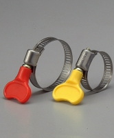 Butterfly Handle Type Hose Clamp