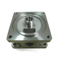 4 Port Valve of CNC Turning Parts
