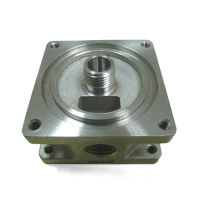 4 Port Valve of CNC Turning Parts