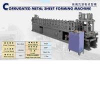 Corrugated Metal Sheet Forming Machines