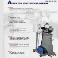 Argon Coil Jointing and Welding Machines