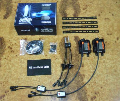 HID气体放电式头灯组