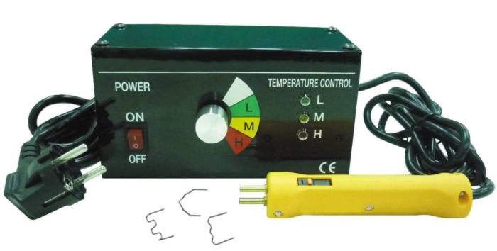 Hot Stapler- Plastic Repair Kit