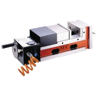 MC Pneumatic Precision Angle Lock Vise