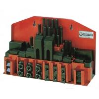 52-PC Steel Clamping Kit