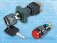 16mm Push button Switch