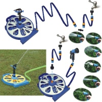 Two-in-One Hose Reels (Length: 15m)