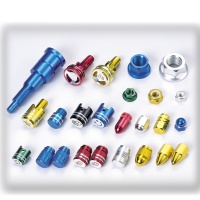 Throttle Grips, Metal Parts and Accessories