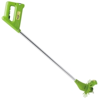 Battery-powered motor-operated blade replaceable grass cutter