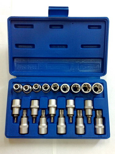 "19PCS 1/2""DR. SOCKET SET"