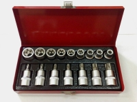 "16PCS 1/2""DR. SOCKET SET"