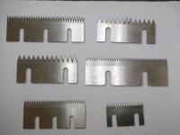 Machine Knives Of Case Taper