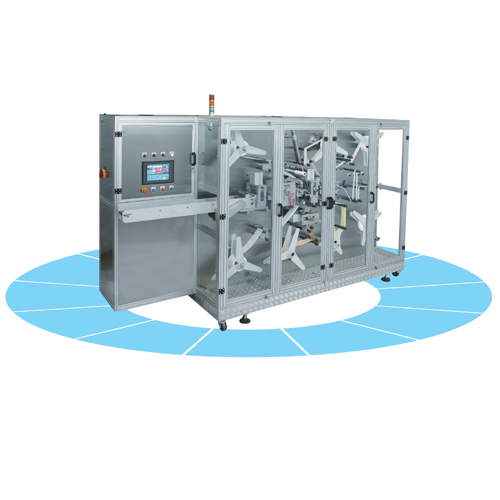 First Aid Adhesive Plaster Making Machine (High Speed)
