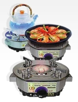 Far Infrared Portable Gas Stove