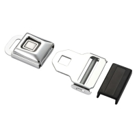 Parts Of Seat Belt