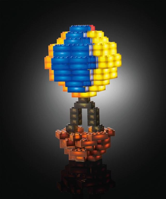Air ballon free-reflection