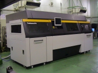 Laser Drilling Machine>Twin station/Twin beam laser hole-drilling machine