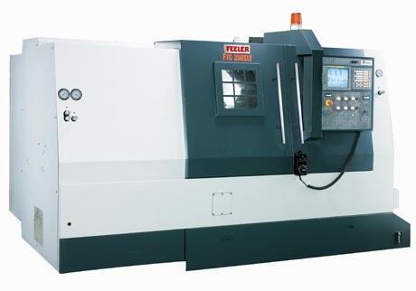 Slant Bed CNC Turning Center