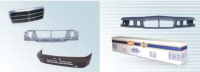 塑件及複合材料: 保桿、水箱外罩、鼻頭等