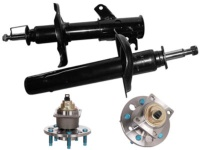 Mechanical Parts: Suspension, Steering, Hub Bearing