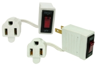 Cens.com Switch-Plug Combo with Lightning-Protection & Overload Breaker WHOLE LINE ENTERPRISE CO., LTD.