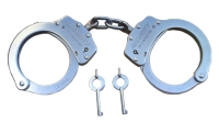 NIJ Standard Chain Handcuffs
