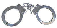 High Quality Steel Chain Handcuffs