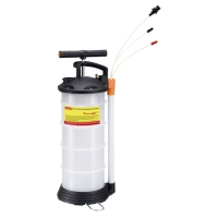 4L Fluid Extractor with Tubing Holder