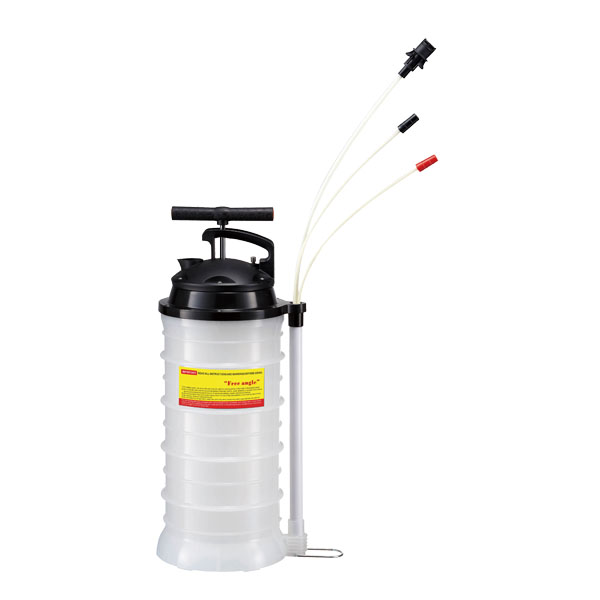 Large Capacity Oil Extractor (Truck / Boat)
