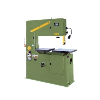 Variable Speed Vertical Cutting Band Saw