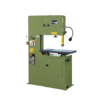 High Speed Inverter Vertical Band Saw